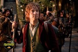 Bilbo Bolseiro, o hobbit do título