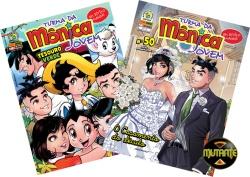 Chacoalhando o mercado de quadrinhos