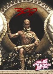 Rodrigo Santoro volta ao papel do afetado Rei Xerxes