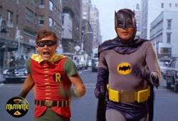 Santa São Silvestre, Batman! Deixamos até o Flash para trás!
