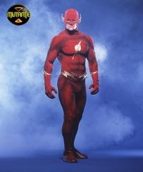 Passo de tartaruga para lançar The Flash em DVD.