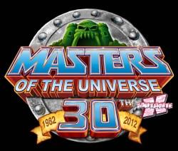 Logo comemorativo: 30 anos de aventuras