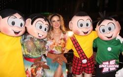 Cantora fez música e vai virar personagem da turminha em2013