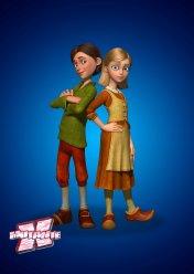 Com vocês, João e Maria... isto é... Kai e Gerda.