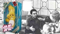 Primeiro coelhinho da Mônica era amarelo. Quem deu o azul foi Hebe Camargo.