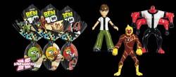 Muitas versões do Ben 10