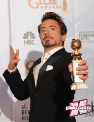 Playboy, bilionário, gênio, filantropo... e ótimo ator!
