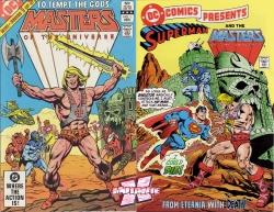 Primeiros lançamentos em quadrinhos