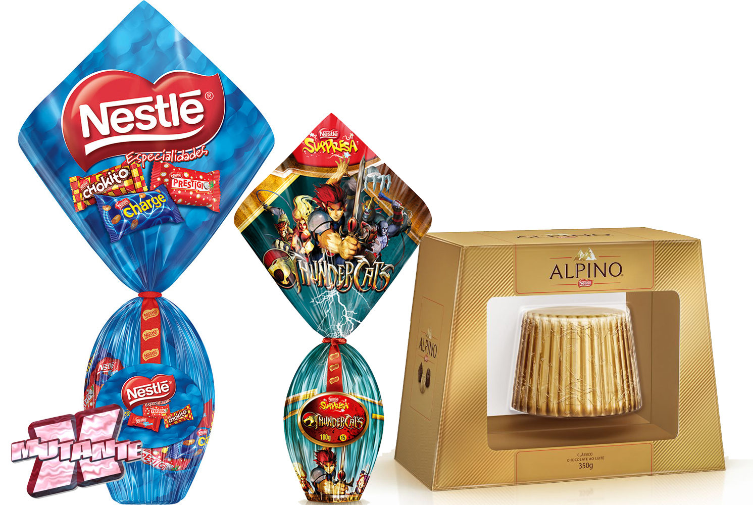 Páscoa 2013 Novidades Da Nestlé Raio X