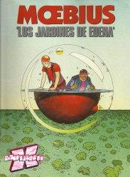 A arte surrealista de Moebius em seis volumes