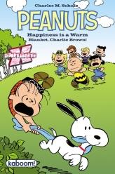 Felicidade é ter quadrinhos do Snoopy de volta.