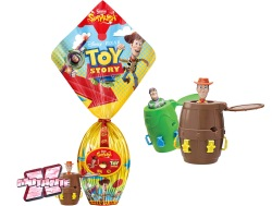 Buzz e Woody nos brinquedos