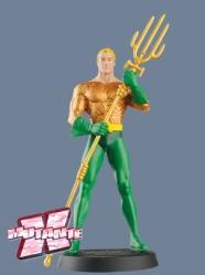 Até o Aquaman ganhou uma miniatura