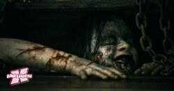 tem uma menina do Exorcista no meu porão