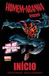 Homem-Aranha do futuro: excelente série que inaugurou um novo universo.