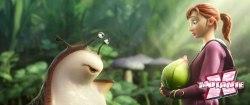 Qual a diferença entre uma lesma e um caracol?