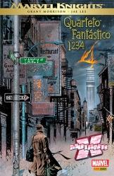 uma visão mais adulta da primeira família da Marvel