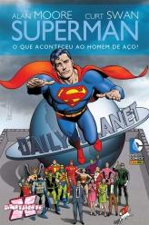 A última HQ do Superman, antes de Crise nas Infinitas Terras