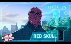 A ameaça do Caveira Vermelha provoca a reunião dos heróis novamente.