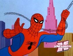"""""""Homem-Aranha, Homem-Aranha, nunca bate, só apanha"""" A letra está errada, mas a melodia você lembrou!"""