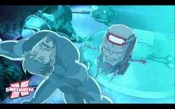 M.O.D.O.C. controla equipamentos eletrônicos. Péssima ideia para o Homem de Ferro.