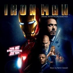 A trilha de Homem de Ferro homenageia a música clássica dos anos 60.