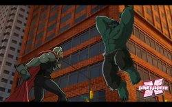Hulk esmaga loirinho do martelo! (ou não!)
