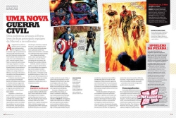 A última parte das grandes sagas Marvel traz Vingadores Vs. X-Men