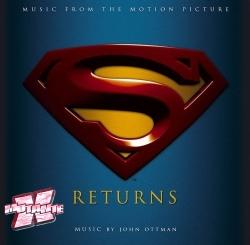 Todas as trilhas do Superman mantiveram uma identidade musical do personagem.