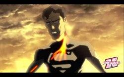 Superman precisa comer muito feijão.