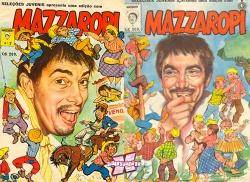 Mazzaropi, o caipira mais famoso dos cinemas, também virou HQ