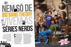 Nerd que é nerd já viu ao menos um episódio de The Big Bang Theory