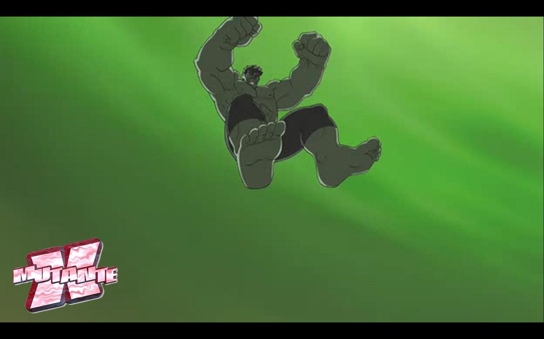 Em Primeira Mao Hulk E Os Agentes Da E S M A G A Raio X
