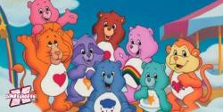 """Ursinhos Carinhosos ficaram bem colocados. Mas, espera: têm espiões no meio desses """"ursinhos""""!!!"""