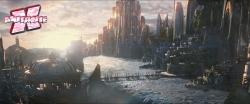 Asgard: mais imponente e grandiosa