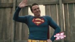Já estou pronto para o próximo filme do Superman. Não, pera...