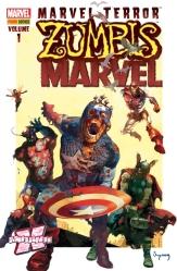 Zumbis Marvel chegam este mês às bancas.