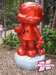 Candy Memories (Kako) - localizada no Parque Trianon