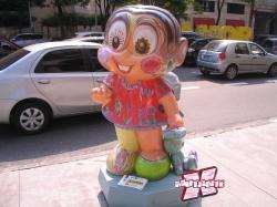A Imagimônica de Andrea Brazil está localizada na Av. Brigadeiro Faria Lima 3355 (Jardins)
