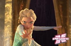 Assista, senão eu congelo você!