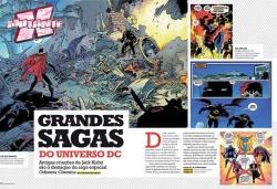 Odisseia Cósmica mostra a improvável união dos heróis a Darkseid