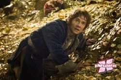Bilbo tem a missão de ajudar os anões a recuperar o tesouro de seu povo.