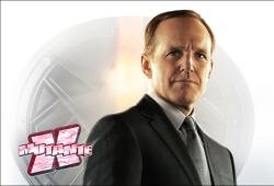 Phil Coulson e sua equipe de espiões