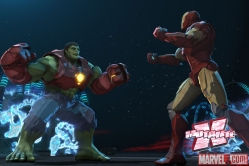 Homem de Ferro e Hulk... de Ferro?