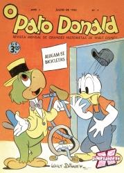 """""""Tudo começou com um pato"""" (Victor Civita)"""