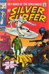 Biblioteca Histórica Marvel ganha novo volume para o Surfista Prateado