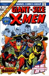 X-Men clássicos em quatro volumes.