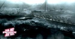 Filme contraria as leis da biologia e da física: um choque entre barcos só destrói um deles.