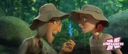 Túlio e Linda fazem uma descoberta que muda a vida de Blu e Jade