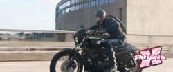 Prevejo uma ótima bilheteria. Vou até trocar minha Harley por uma moto mais moderna.
